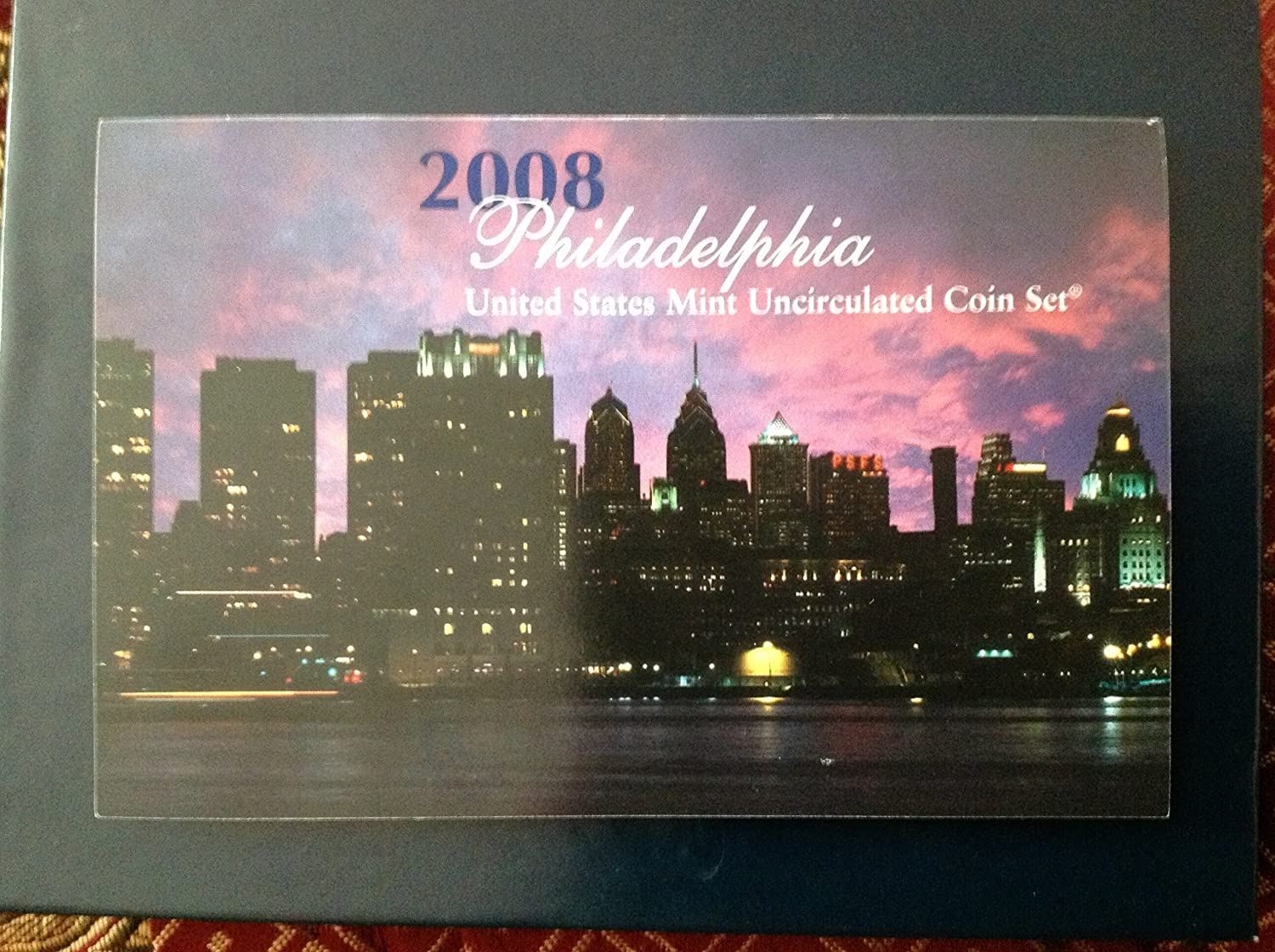 2008 US Mint Uncirculated Complete Set