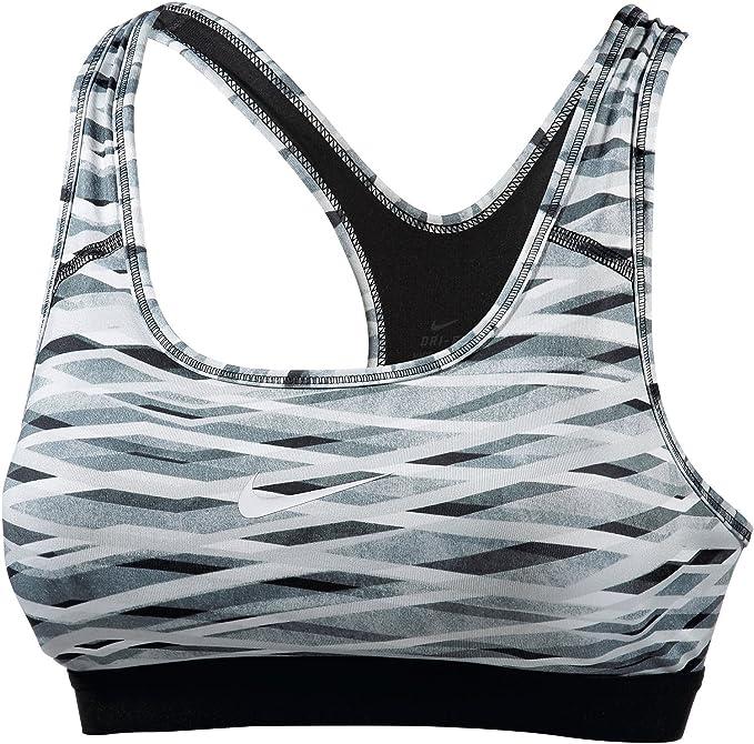 Nike para mujer Pro Classic sujetador deportivo: Amazon.es ...