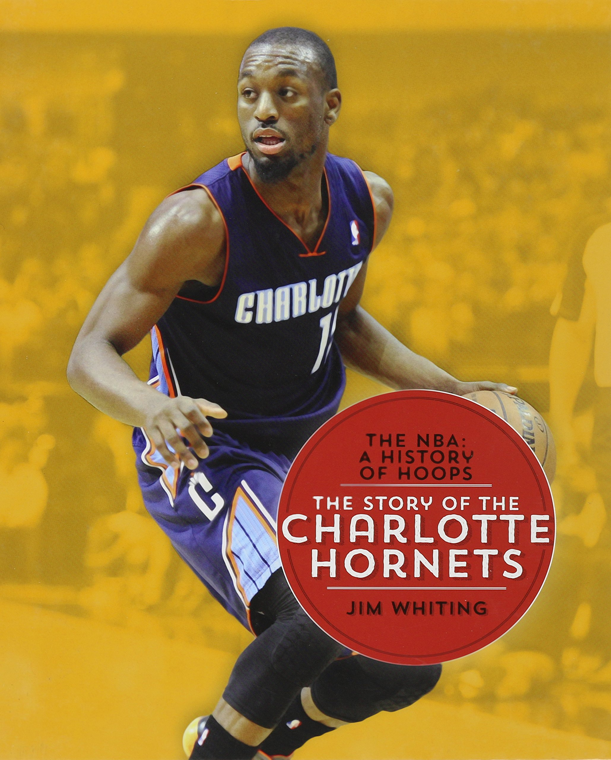 The Story of the Charlotte Bobcats (NBA: A History of Hoops (Hardcover))