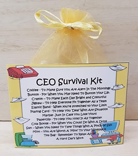 Admin Assistant Survival Kit A Unique Fun Novelty Gift //Secret Santa