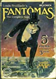 Fantomas: Five Film Collection