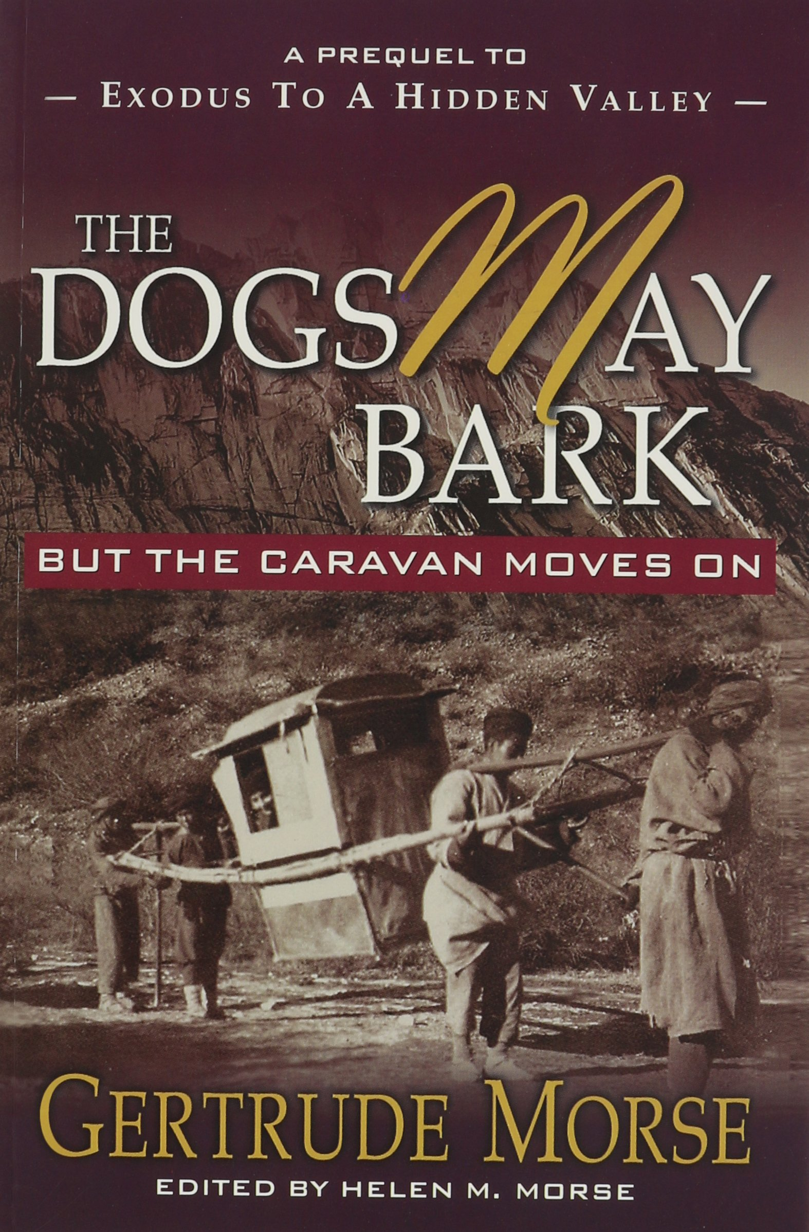 The press barks, and the caravan goes to itself ..., goes 48