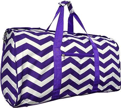 22 Women Fashion Print Carry-on Duffel Bag