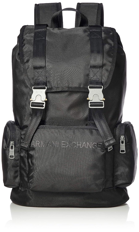 Image of Armani Exchange Men's Drawstring Backpack Drawstring Bags
