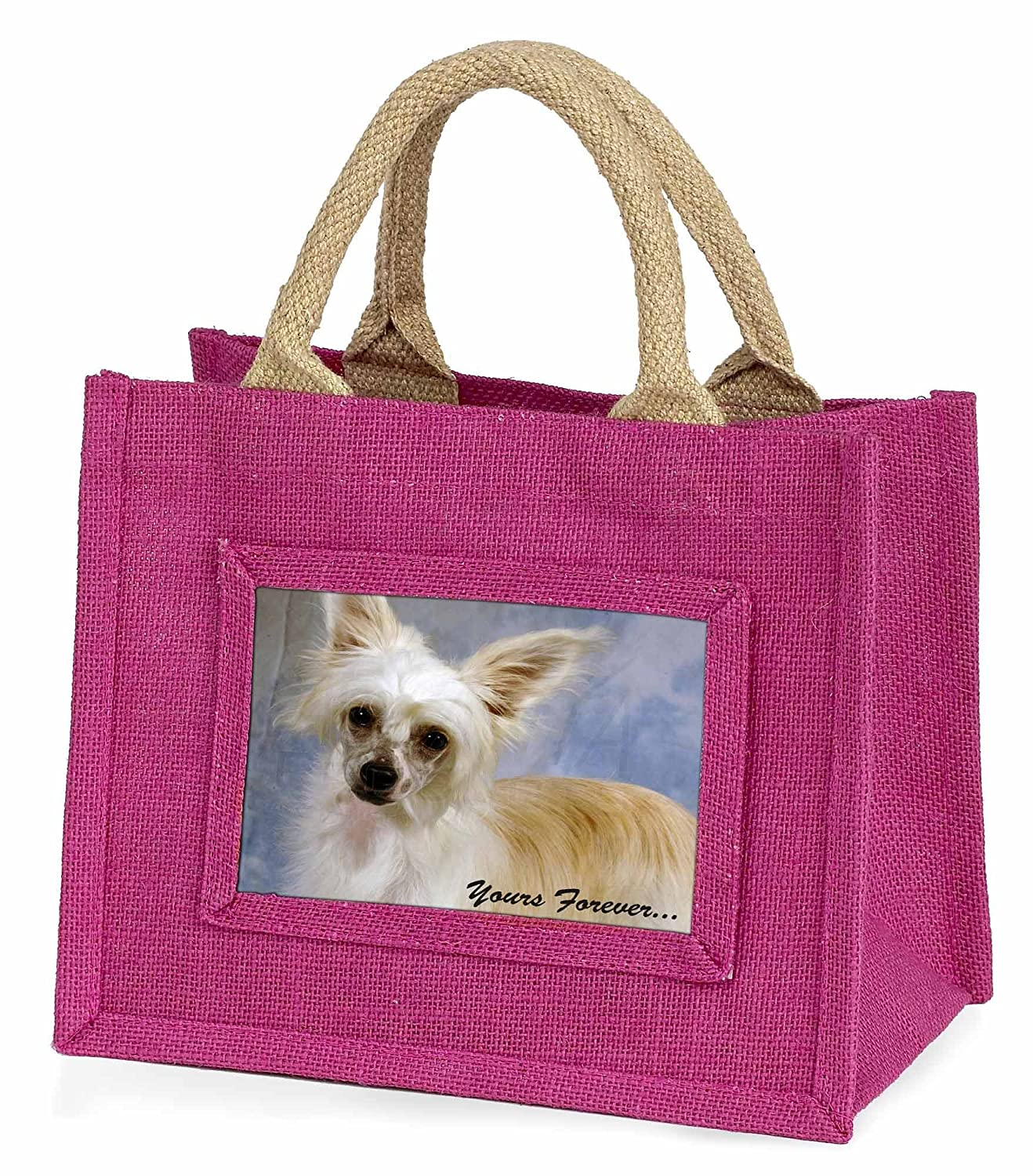 Chinese Crested Pet Shopping Tote