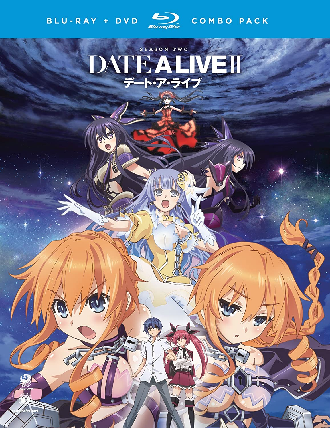 Date a live episode 1 english sub