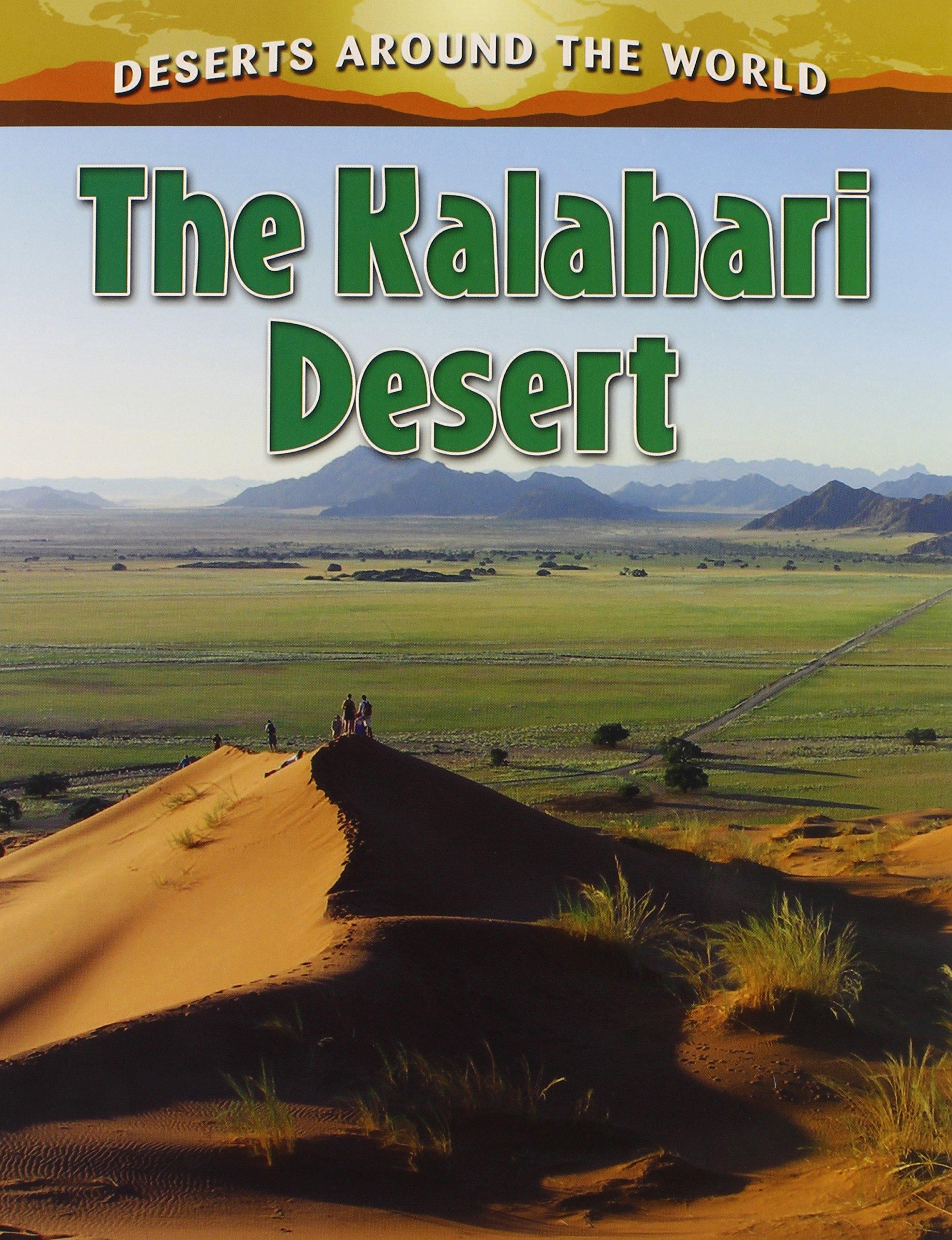 kalahari desert fun facts