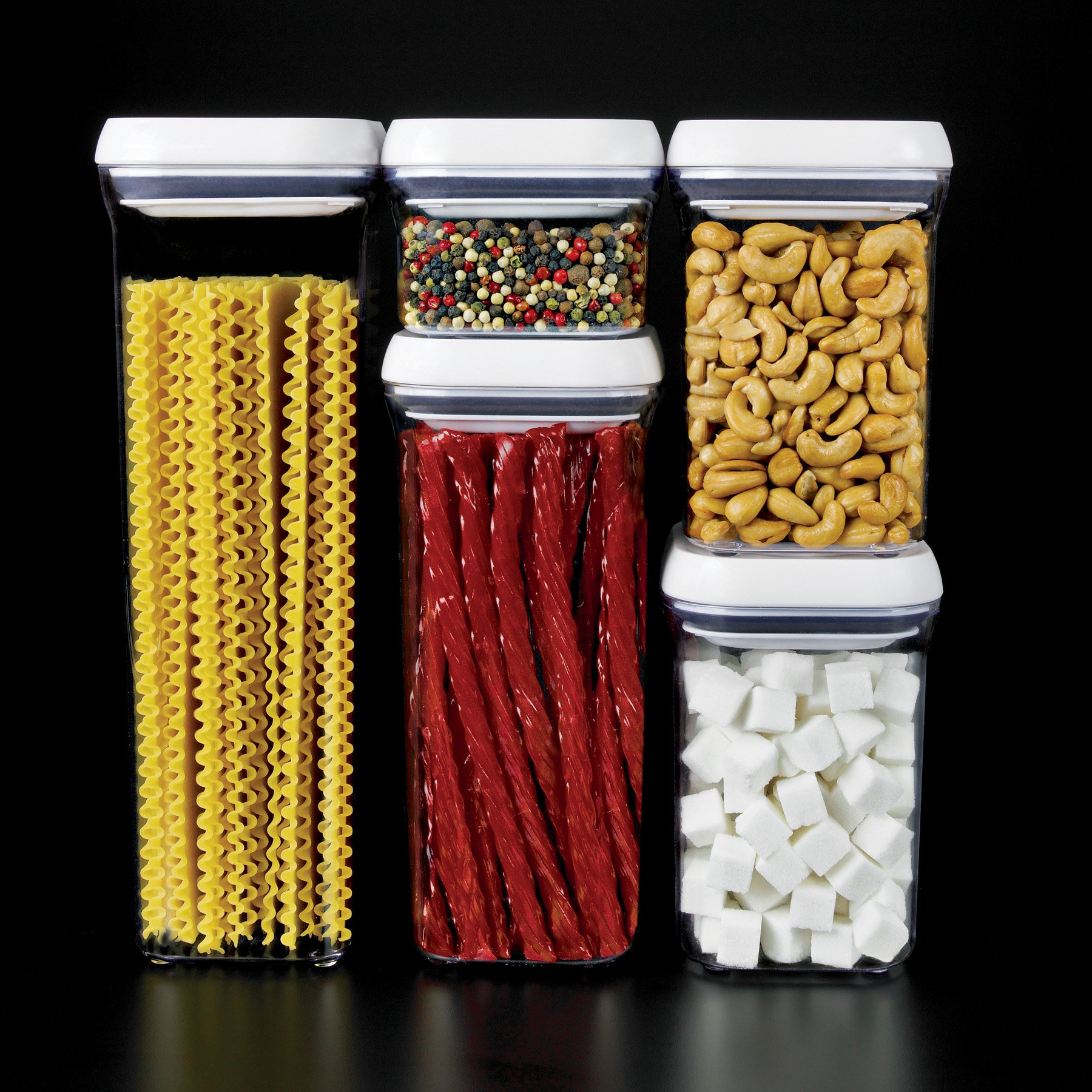 OXO Good Grips 5-Piece Airtight POP Container Set by OXO (Image #2)