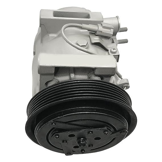 RYC Remanufactured AC Compressor and A//C Clutch IG446