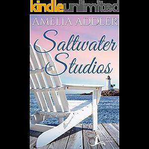 Saltwater Studios (Westcott Bay Novel Book 2)