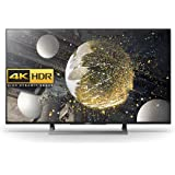 Sony Bravia KD49XD8088 49 inch Android 4K HDR Ultra HD Smart TV with TRILUMINOS Display, PlayStation Now and Google Cast (2016 Model) - Black