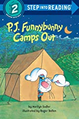 P. J. Funnybunny Camps Out (Step into Reading) Kindle Edition