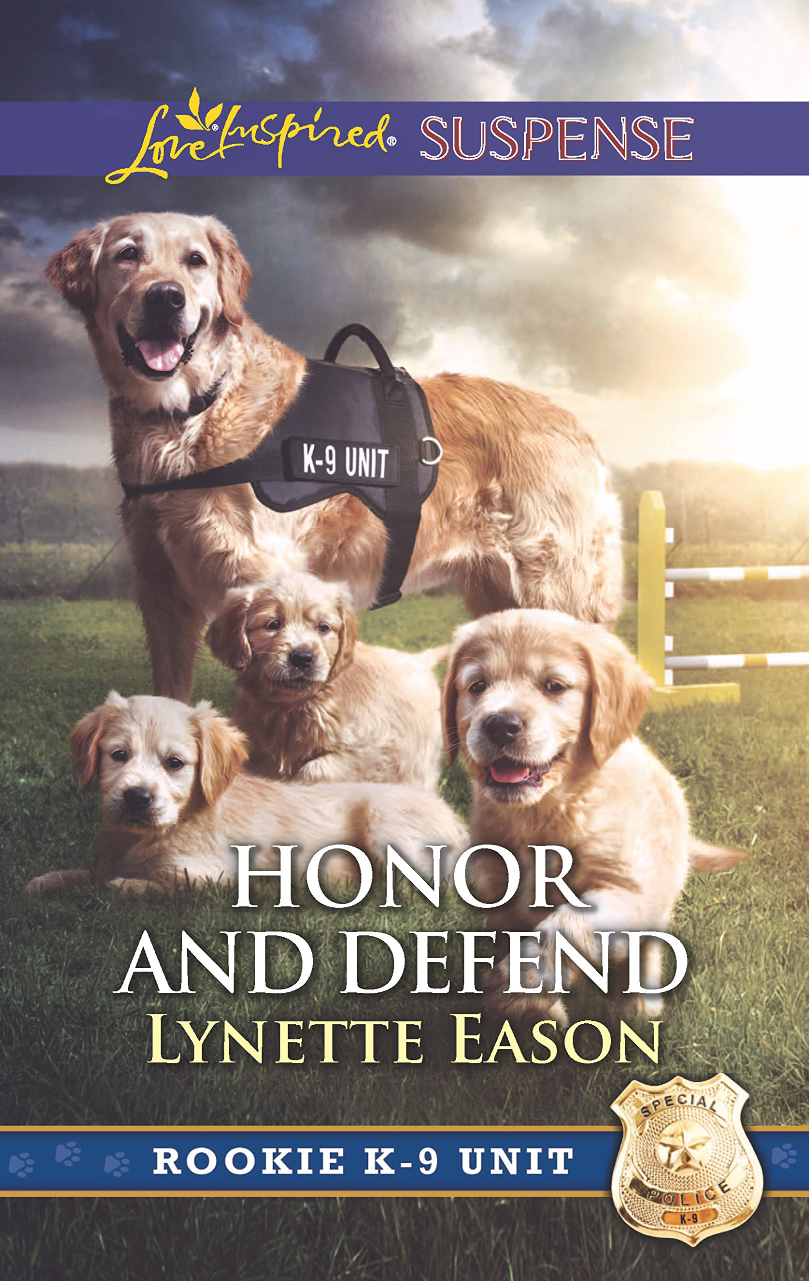 Read Online Honor and Defend (Rookie K-9 Unit) pdf