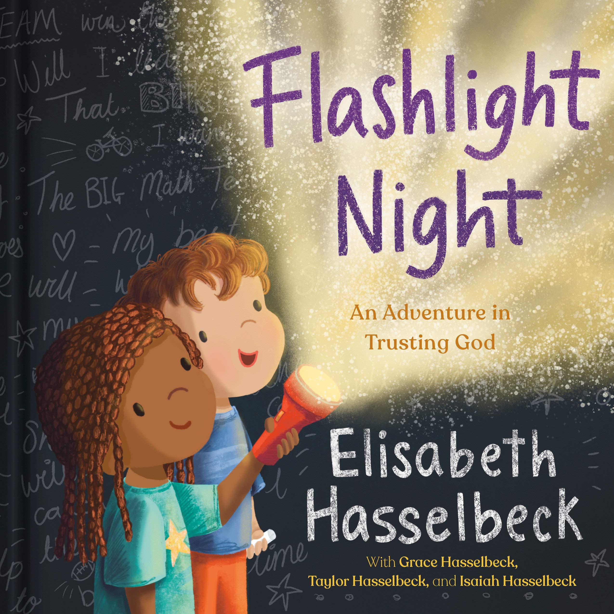 Flashlight Night: An Adventure in Trusting God WeeklyReviewer