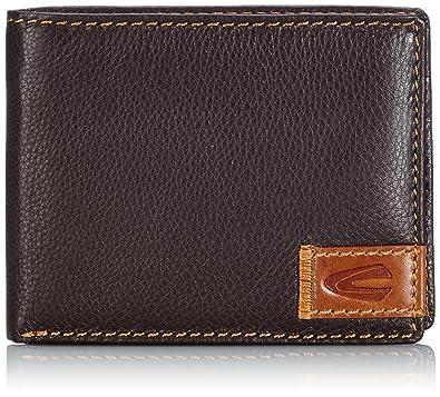 e12b743d90 Amazon.com | camel active Men's Wallet 128-702 brown Size:11x2x8, 5 ...