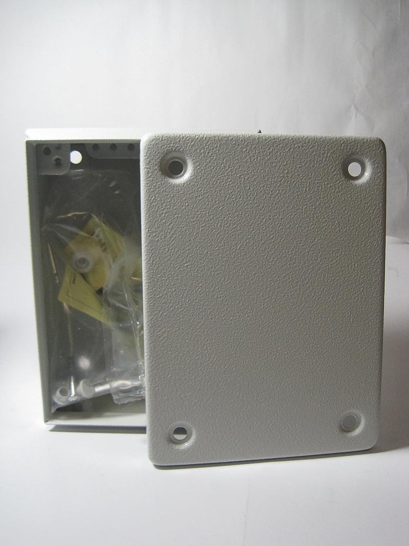 RITTAL Klemmenkasten KL rostfreier Stahl IP66 BHT 200x150x80mm