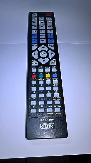 Mando a distancia programable para todos los Sony TVs LCD de LED ...