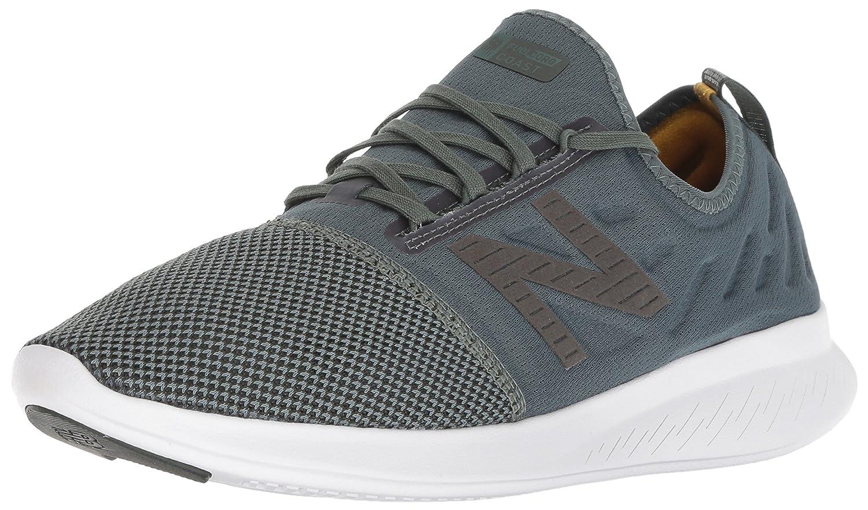 New Balance Men's Coast V4 FuelCore Running Shoe B0781YYK7C 7.5 2E US|Rosin