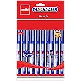 Cello Liquiball Ball Pen - Pack of 10 (Blue)