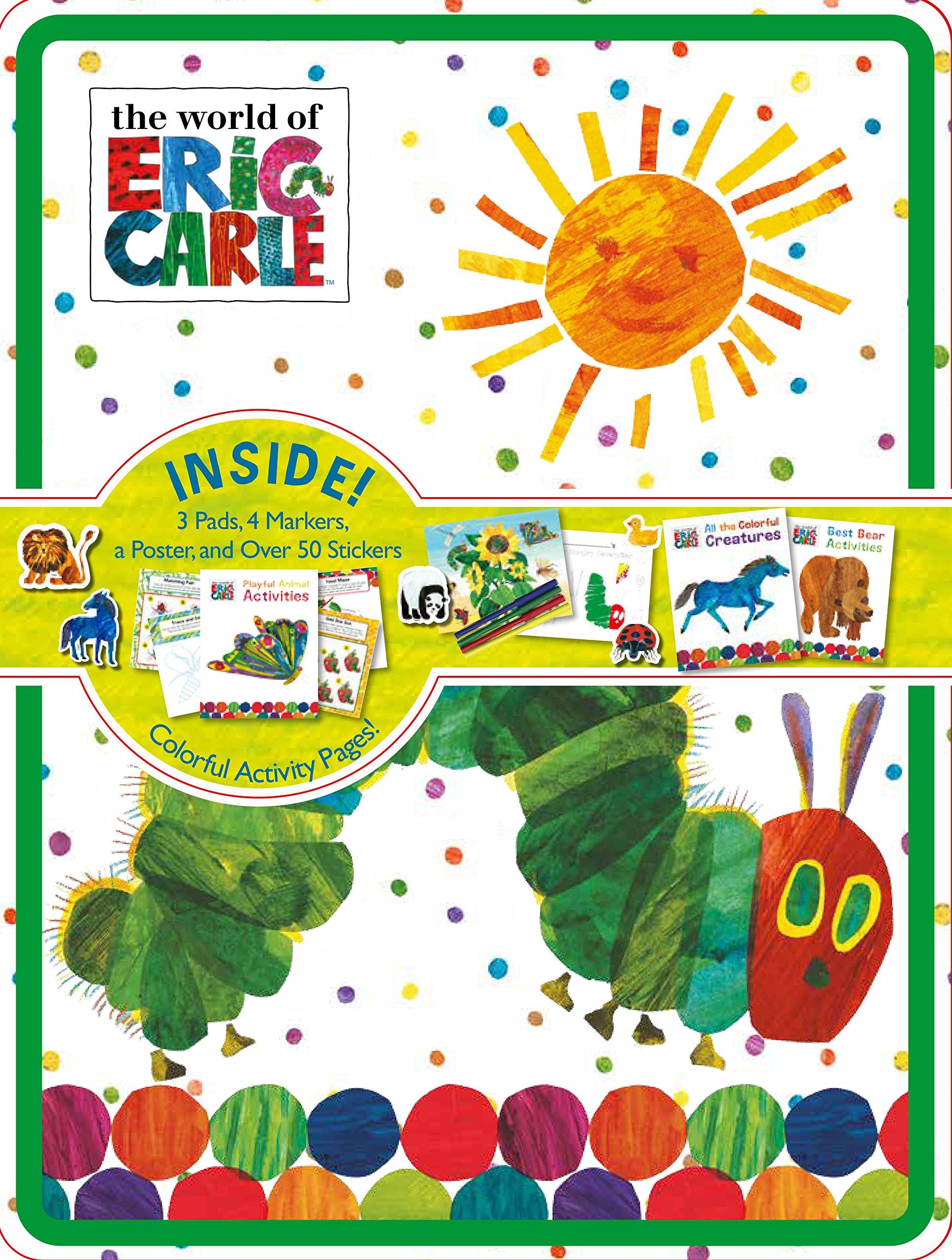 Download The World of Eric Carle Collector's Tin (Happy Tin) pdf epub