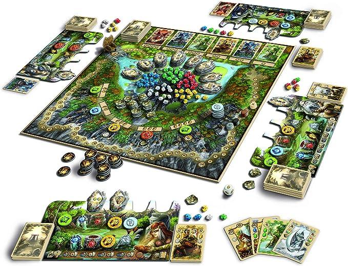 Rune Stones - EN/DE/FR/NL: Amazon.es: Juguetes y juegos