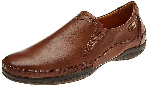Pikolinos San Telmo M1d, Mocasines para Hombre, Marrón (Cuero), 46 EU: Amazon.es: Zapatos y complementos