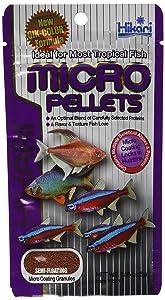 Tropical Micro Pellet Fish Food