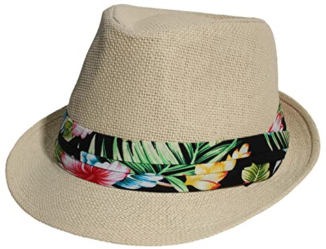 800c7fada26f92 Image Unavailable. Image not available for. Color: Enimay Unisex Vintage  Fedora Hat Classic Timeless Light Weight