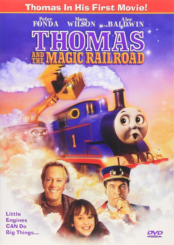 Amazon.com: Thomas and the Magic Railroad: Alec Baldwin, Peter Fonda ...