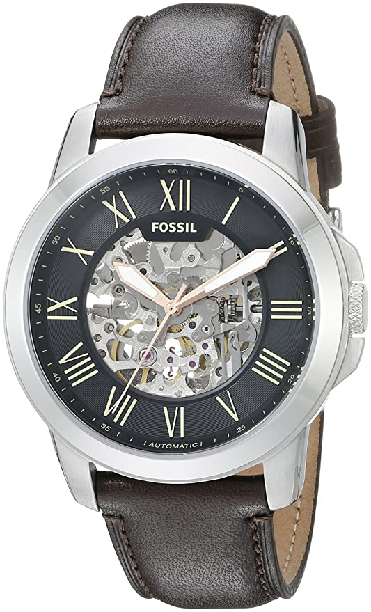 Thanks for everyone contributing to Fossil ME3100