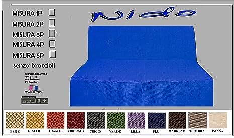 Funda para sillón sin reposabrazos, disponible en 9 colores ...