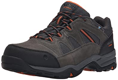 58e5fb4cfec9a3 Hi-Tec Men's Bandera II Low Waterproof Hiking Shoe, Charcoal/Graphite/Burnt