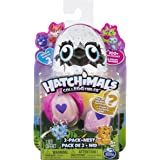 Hatchimals Spin Master 6041329 CollEGGtibles 2 Pack + Nest S2