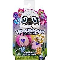 Hatchimals CollEGGtibles 2-Pack + Nest Season 2 Children Toy Play Fun Kids Gift