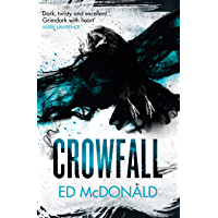 Crowfall: The Raven's Mark Book Three (English Edition)