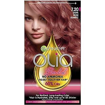 Garnier Tinte Garier Olia Permanente Para El Cabello Total 1 7 2 Beauty