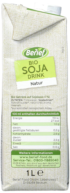berief soja drink