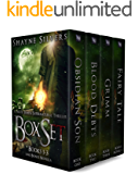 The Nate Temple Supernatural Thriller Series: Books 1-3 (The Nate Temple Supernatural Thriller Series Boxsets)