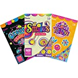 3 Books and over 1000 Stickers RHM Stickers Princess Assorted Sticker Books for Kids