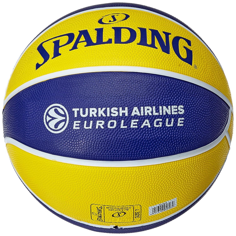Spalding 3001514014417, Baloncesto, Multicolor: Amazon.es ...