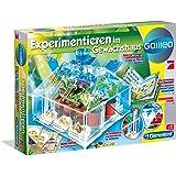 Clementoni 69459.4 - Galileo - Experimentieren im Gewächshaus
