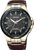 [シチズン]腕時計 CITIZEN COLLECTION シチズンコレクション エコ・ドライブ電波時計 ダイレクトフライト CB0164-17E メンズ