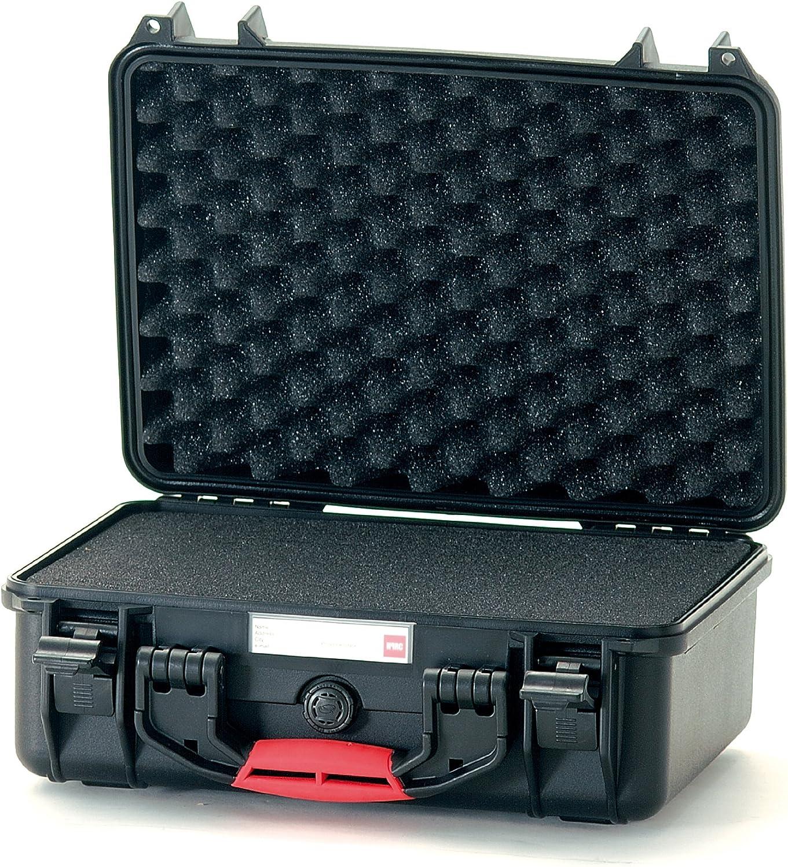 Red HPRC 2400E Empty Hard Case