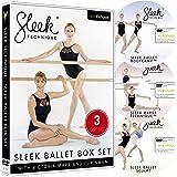 SLEEK TECHNIQUE - Ballet Body Box Set (3 DVD's)