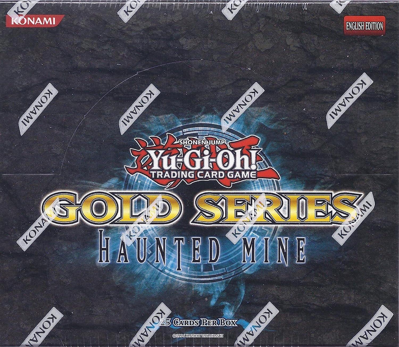 B008ATDU00 YuGiOh 5Ds Gold Series 5 Haunted Mine Booster Box 5 Packs 919U3GCKgNL.SL1500_