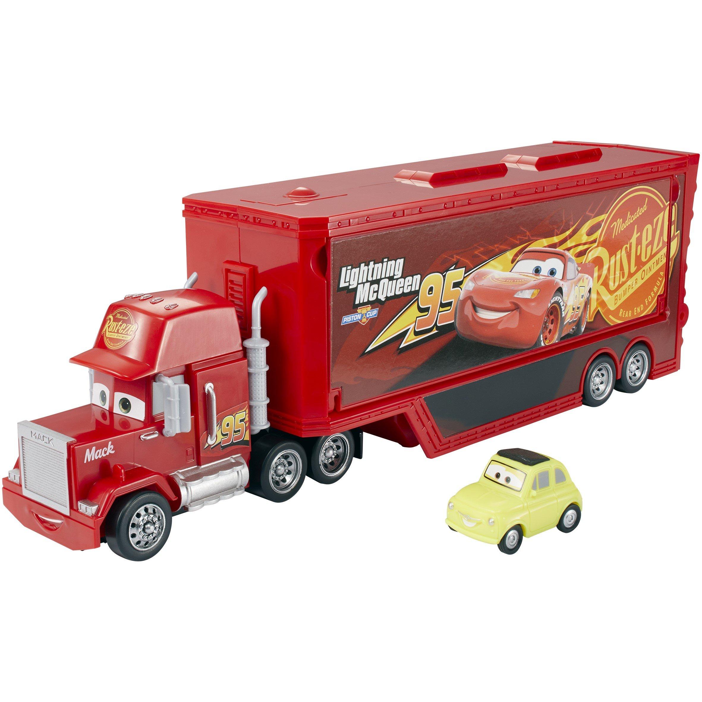 Disney Pixar Cars 3 Travel Time Mack Playset by Disney (Image #3)