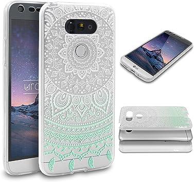 Urcover Funda LG G5 Edición 360 Grados Mandala Flexible LG G5 ...
