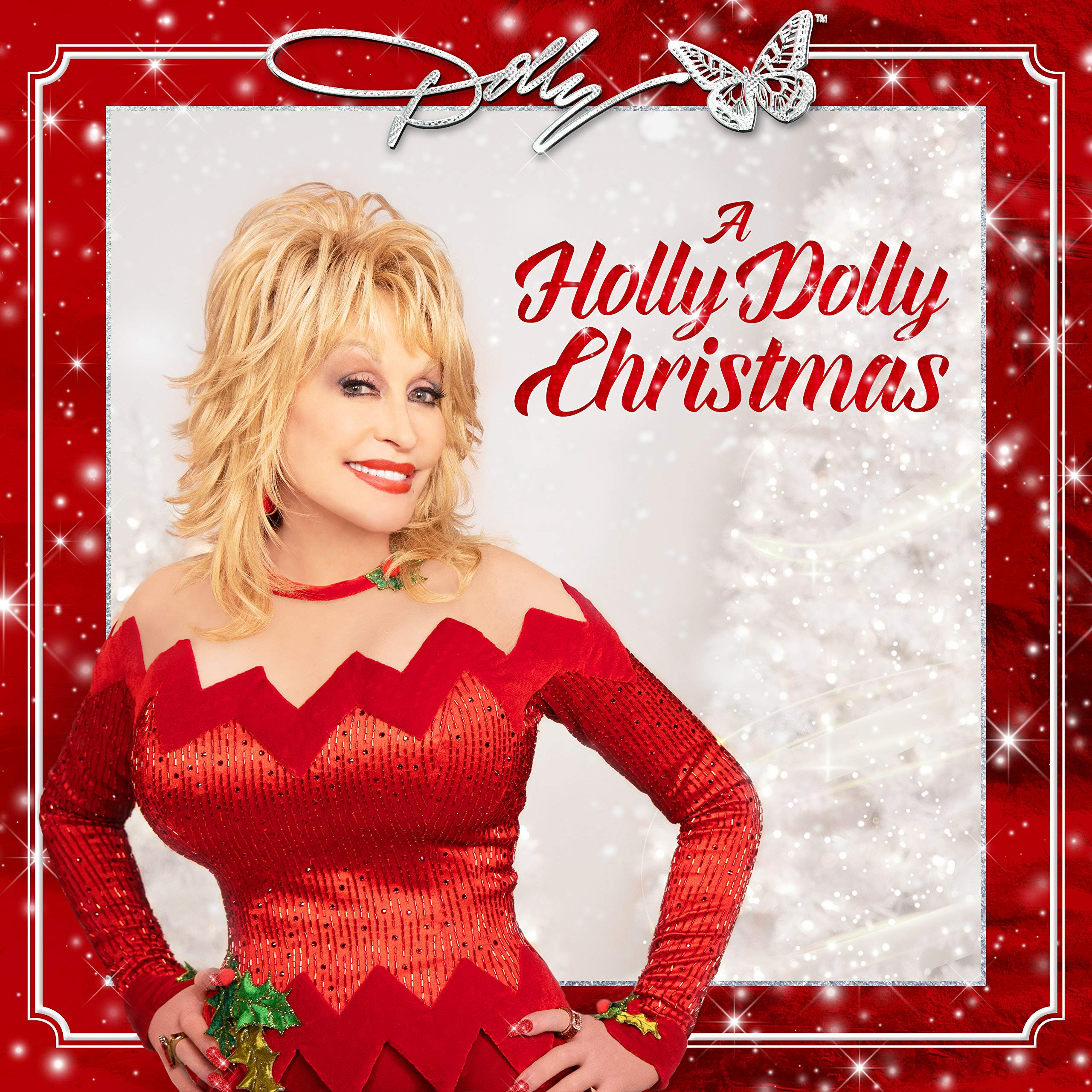 Book Cover: A Holly Dolly Christmas