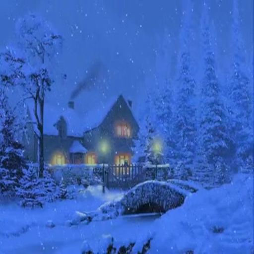 Snow Live Wallpaper: Amazon.com: Snow Cottage LIVE WALLPAPER: Appstore For Android
