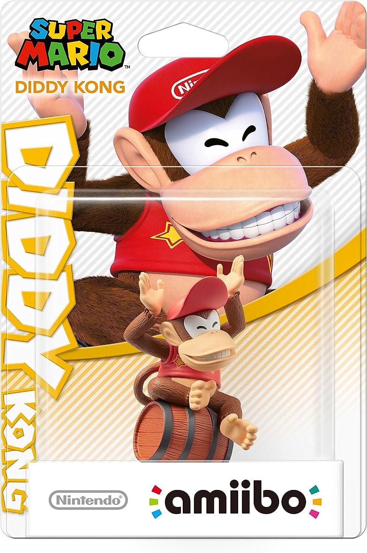 Figura amiibo Diddy Kong